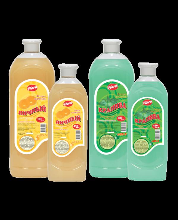shampun flora